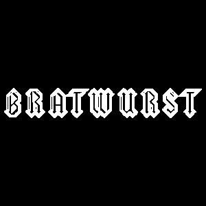Deutsche Bratwurst - Lustiges Grillen Outfit