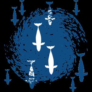 Deep Blue Whales