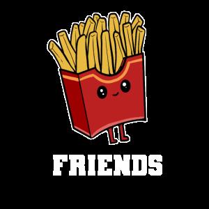 Pommes-Frites-Freunde