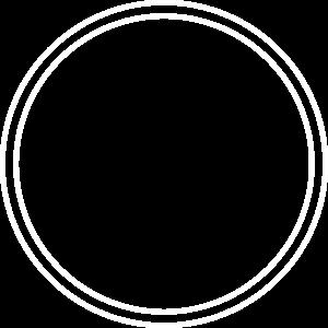 kreis symbol leer icon