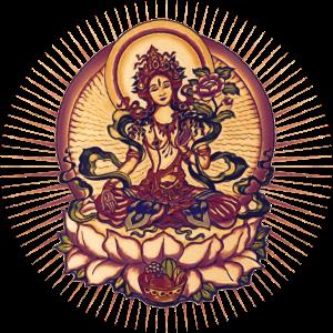 Tara Tibet Buddhismus Lotus Meditation Yoga Om