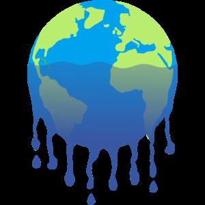 Erde unter Wasser