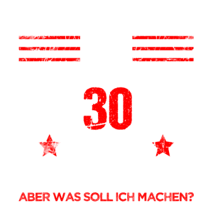 30. Geburtstag 30 jährigen Mann & Frau