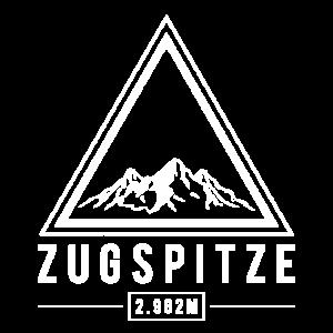 ZUGSPITZE BERGE WANDERN 2962 m Geschenkidee