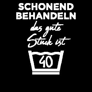 40. Geburtstag Geschenkidee Frauen Geburtstag 40