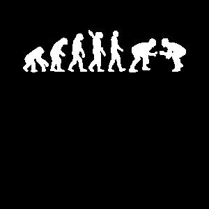 Ringen - Evolution des Menschen / Darwin
