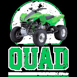 KFX 700 Quad ATV Kawa