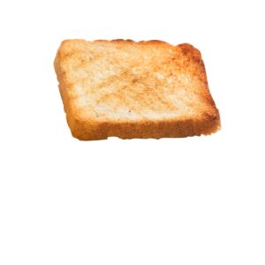 Toast Bread Toastbrot geröstet