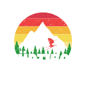 Skifahren Berge Südtirol Wandern Geschenk Alpen