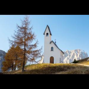 Bergkirche Grödnerjoch