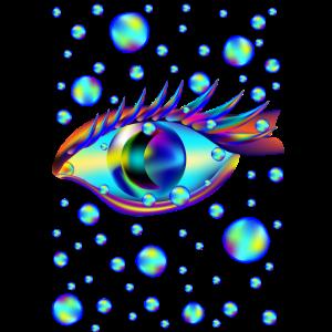 Auge Kosmisch Astronomisch spirituell