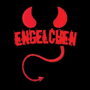 Engel Teufel Kostüm Karneval Fasching Engelchen