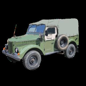 Geländewagen GAZ 69