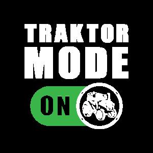Witziges Trecker Geschenk Traktor Mode On Landwirt