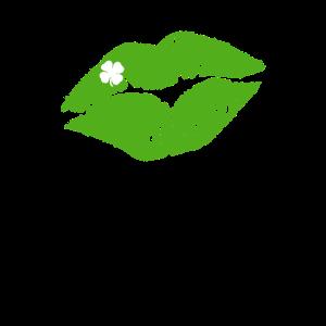 grüner Kuss fantastisch