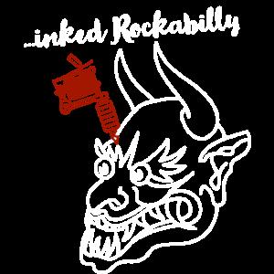 ...inked Rockabilly, Rockabella, Psychobilly.