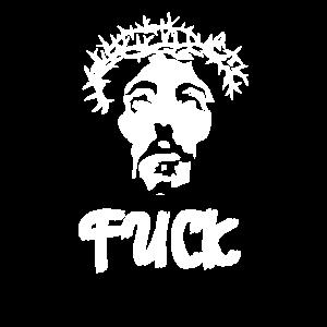 jesus says fuck