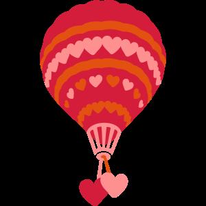 Liebe Luftballon