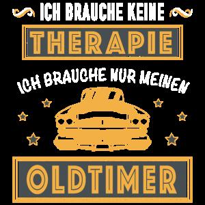 Oldtimer Auto Therapie