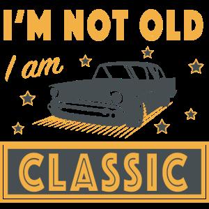 Oldtimer Auto Klassiker Restaurieren
