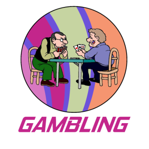 Glücksspiel Hobby im Kreis