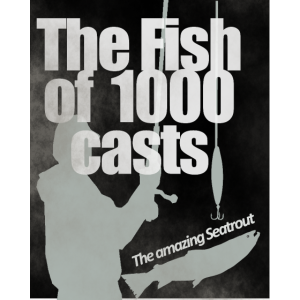 Mefo Meerforelle Fisch der 1000 Würfe