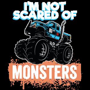 Monster Trucks - Ich habe keine Angst vor Monstern