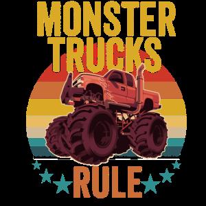 Monster Trucks - Monster Trucks Regel