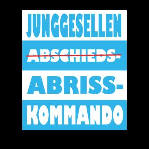 Junggesellenabschied JGA Lustig Gruppenshirt