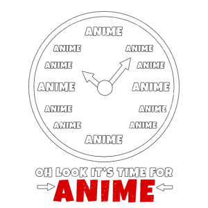 Weeaboo Trash Otaku Anime Meme Weeb Gifts