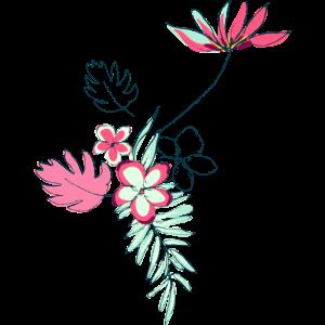 Blumen Tropisch