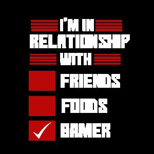 Gamer Relationship