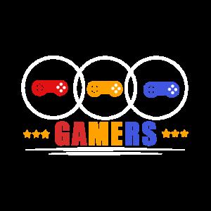 GAMERS Rings