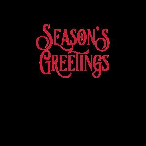 Weihnachtsgruß - Wir laden Sie ein, ...