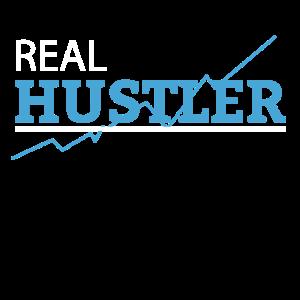 Real Hustler | Start-Up Unternehmer Aktien Market
