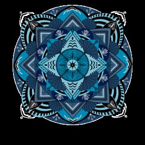 Tiefsee-Blautöne