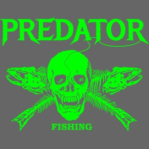 Predator fishing green