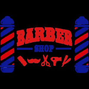 Barber Shop Vintage Retro