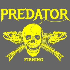 Predator fishing yellow