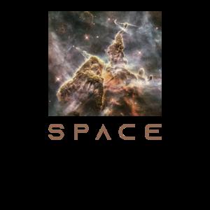 Space Weltall Raumschiff Mond Sterne NASA Universe