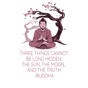 Buddha Zitat Zen Buddhismus Yoga Wahrheit