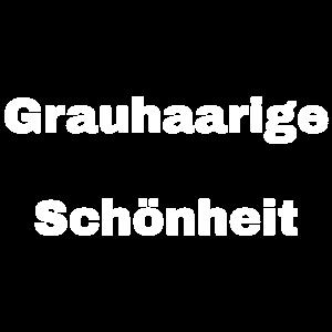 Grau Haare Alt Greis Schön Hübsch Grauhaarig Nett