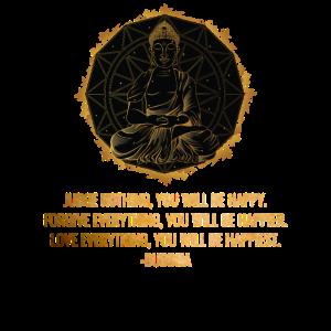 Buddha Zitat Zen Buddhismus Yoga Richter Nichts