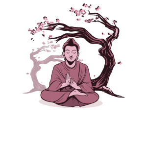 Buddha Zitat Zen Buddhismus Yoga unter Baum