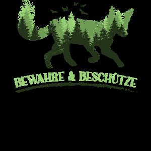Fuchs Naturschutz Wildtier Geschenk