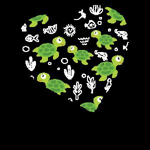 Schildkröte Tierliebe