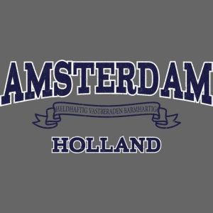 Amsterdam T shirt Athletic
