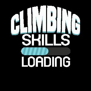 climbing skills loading