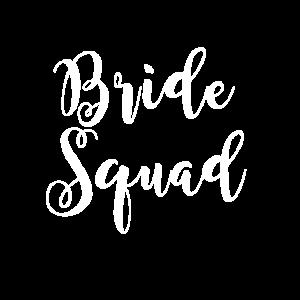 Brautmannschaft der Braut