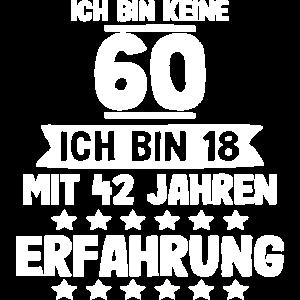 60 Jahre Geburtstagsspruch